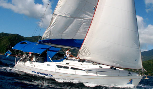 Full Day Boat Charters St Lucia